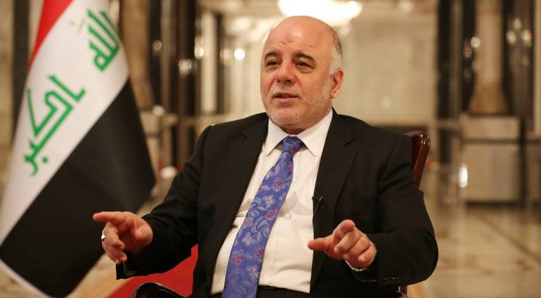 Abadi - Differences between Washington and Tehran should be far from Iraq