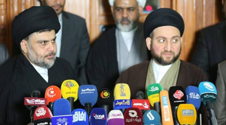 The new Iraqi coalition is waiting for the Abadi position and may tempt other parties to join