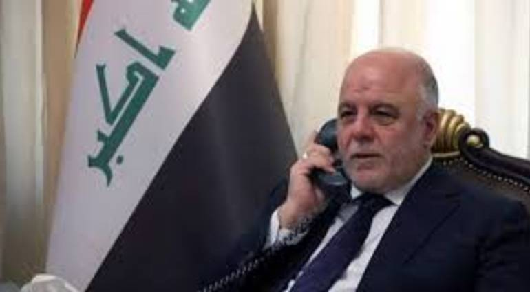 Including Abadi Iraqi figures who report from the White House not to cancel the elections