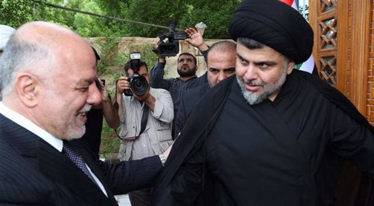 Sadr in Baghdad soon to sign a document of honor .. The five blocks ready for the meeting,