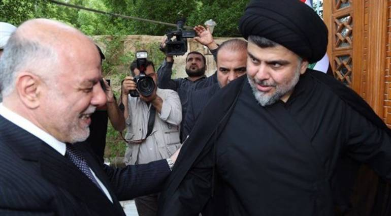 Abadi agrees on some of the conditions of Sadr .. In return for second term