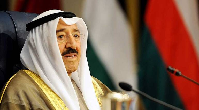 The Emir of Kuwait issues instructions to his government to help Iraq