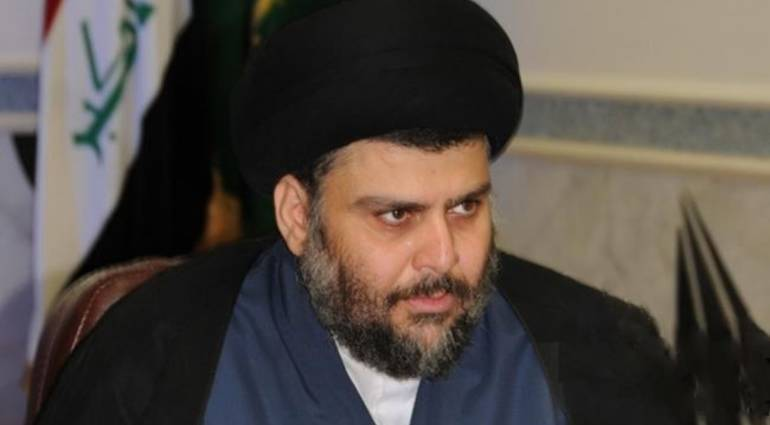 Sadr blow a surprise will remove Abadi