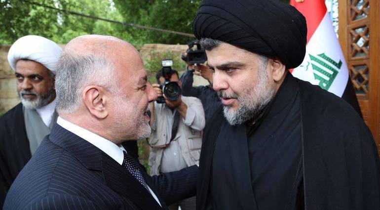 Saudi newspaper talks about the formation of Sadr and Abadi of the largest bloc