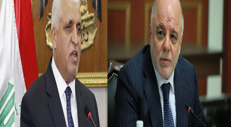 Haider Abadi expels Faleh Fayyad from the alliance of victory .. For this reason