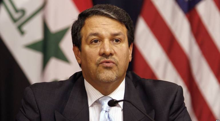 Ali al-Dabbagh - Washington does not insist on a second term for slaves and accept an alternative