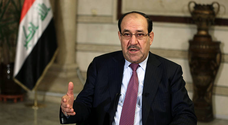Nuri al-Maliki comment on his candidacy for prime minister