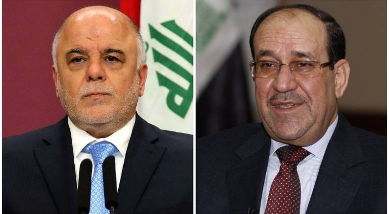 Details of attempts failed to unite the row Maliki and Abadi in the Dawa Party