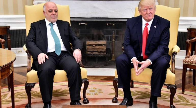 Meeting expected between Abadi and Tramb on the 13th of this month to discuss the formation of the government