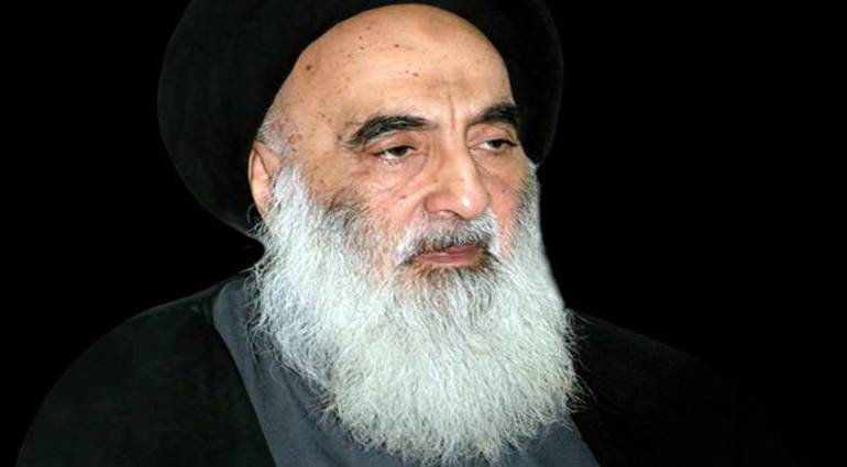 Son of the reference Sistani intervenes to choose a president of the guests