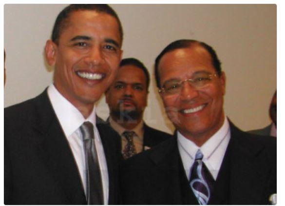 Obama - Louis Farrakhan